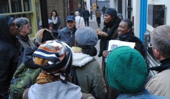 Queer Jewish London Walking Tour