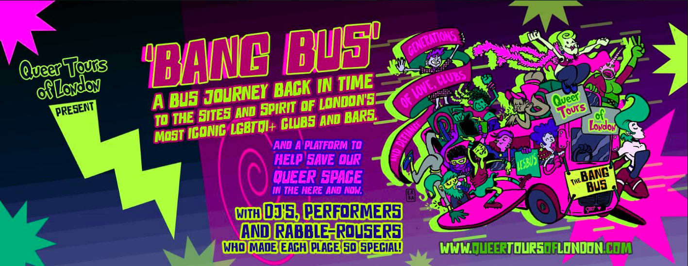 All Aboard the Bang Bus! No.1 – Get your tickets here