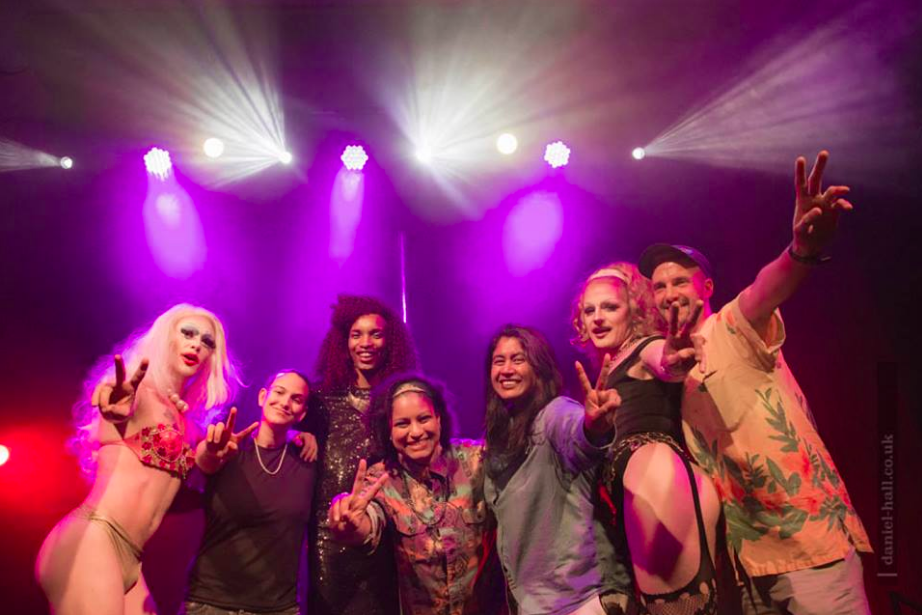 'Unfinished Business – LGBTQI+ Voices of the Revolution' Showstomper!