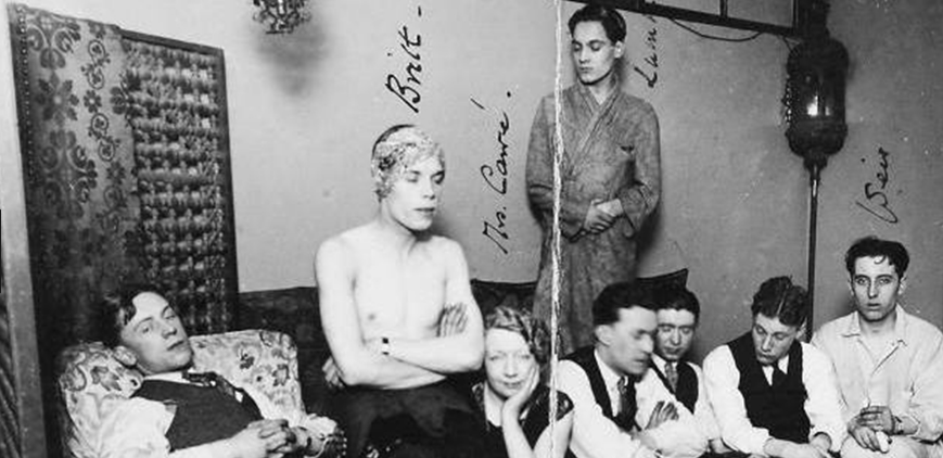 24.11.18 – The Very Queer West End – Queer Theatre History Tours – Book here.