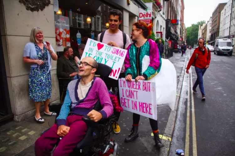 02.02.19 – LGBTQIA+ Disability Tour – Accessibility for all!